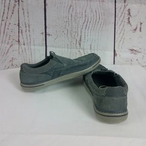 Sketchers Relaxed Fit Memory Foam Gray 7 1/2